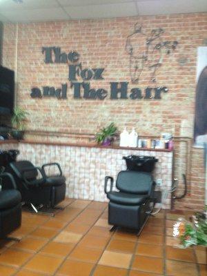 Hair Salon Hair Cut Color Texture Hair Stylist